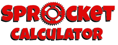Sprocket Calculator - The easy motorcycle sprocket and chain